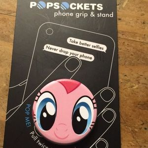 My Little Pony Pinkie Pie Popsocket